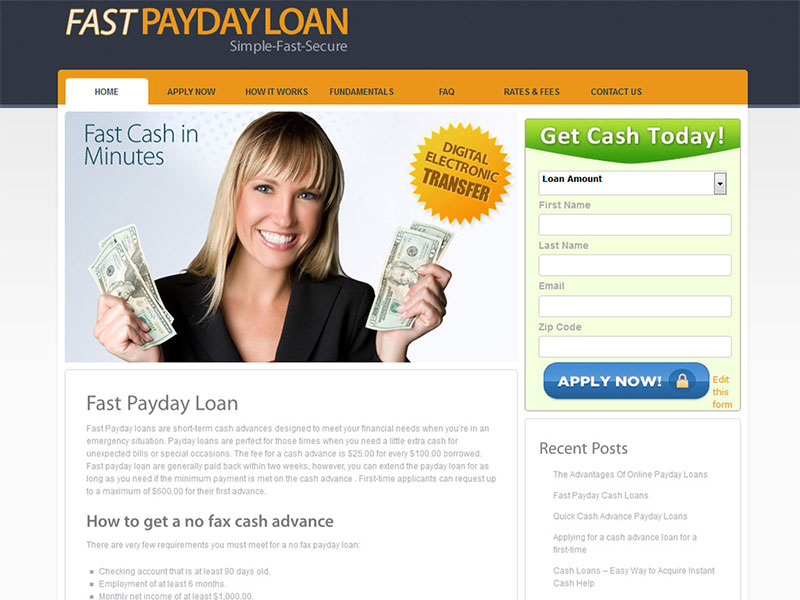 Quick Payday Loan Application : Prestamos a universitarios mexico